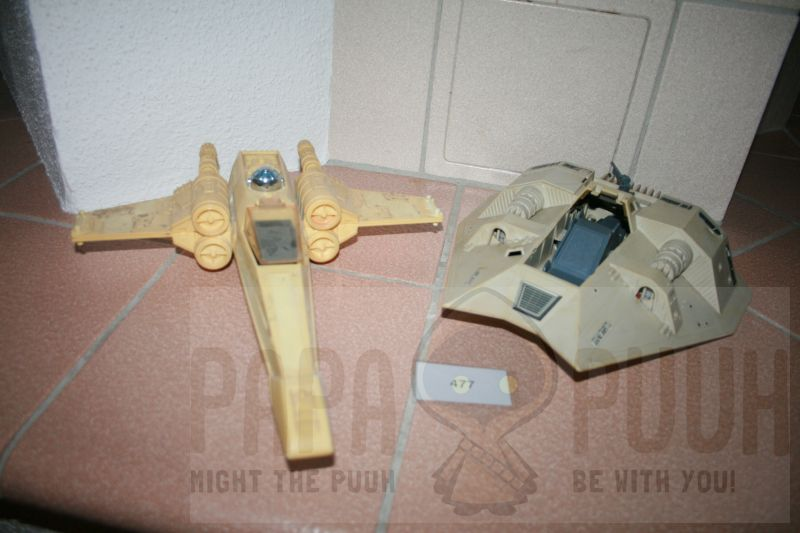 477-X-WING-FIGHTER-SNOWSPEEDER-STAR-WARS-VINTAGE-ORIGINAL-KENNER